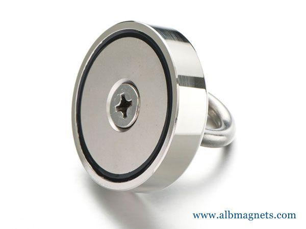 575 Lbs Brute Magnetics Round Neodymium Magnet