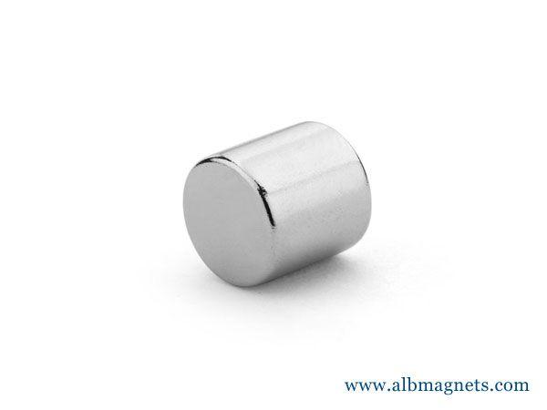 1mmx1mm permanent neodymium micro magnet