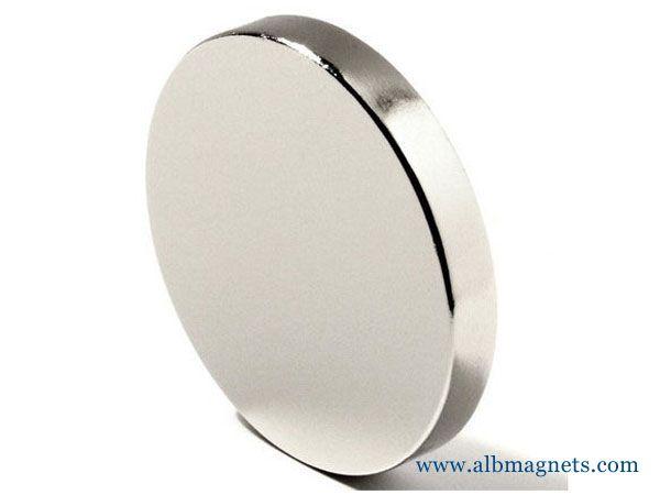 1-Inch Diameter Round Neodymium Magnets