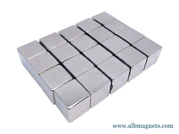Square Neodymium Rare Earth Magnets
