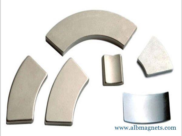 N52 wedge neodymium magnet 60mm large magnets