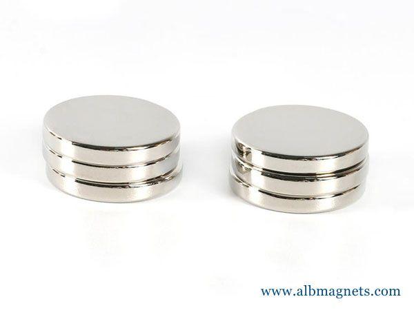 albmagnets 10x2mm disc cylinder shape n50-neodymium