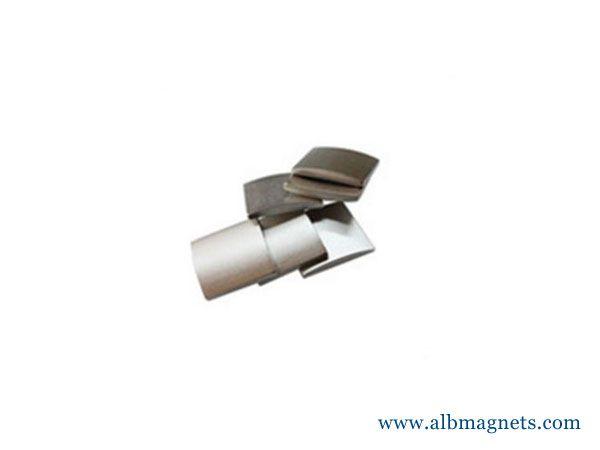 albmagnets manufacture rare earth arc segment permanent