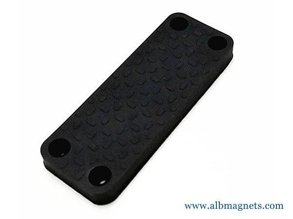 amazon hot sale rubber coated gun mount