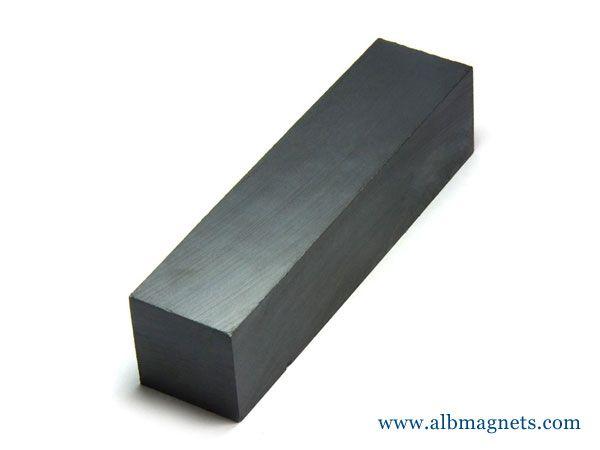 block ferrite magnet 30