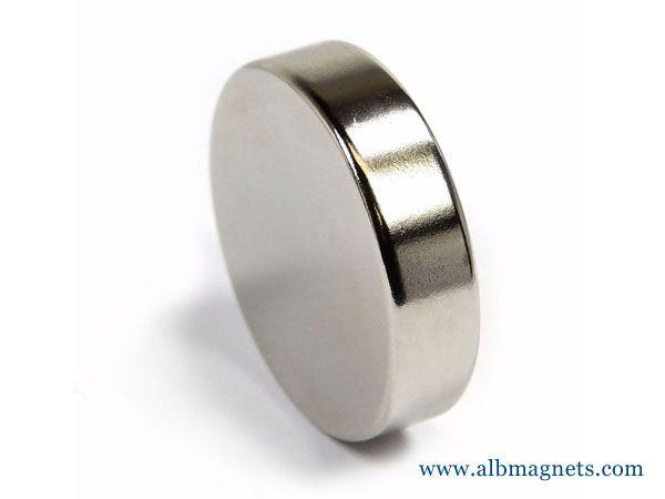 Neodymium Disc Button Magnets