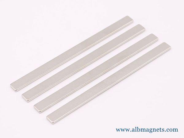 buy albmagnets 1kg 100x6x2mm n52 n35 rod magnets