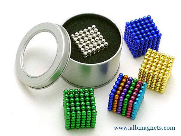 cheap factory price neodymium sphere set magnet