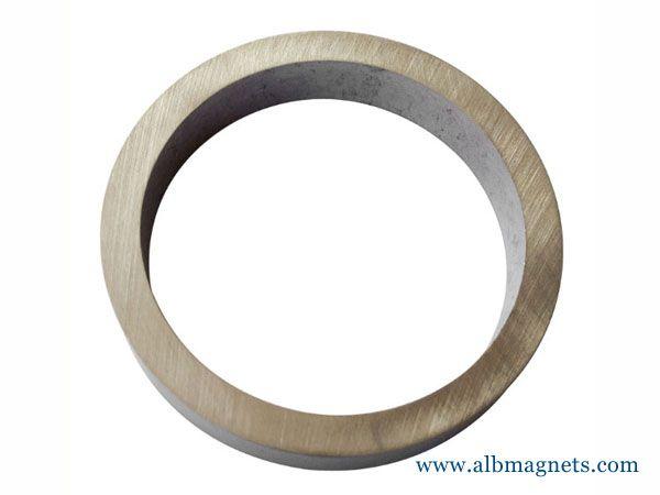 composite fecrco magnet ring tube magnet for