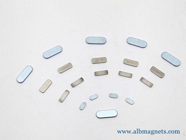 custom various shape super strong neodymium magnet