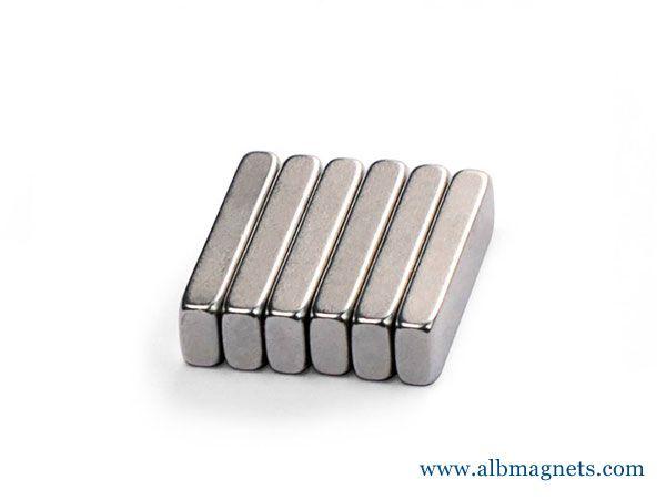 customized strong rectangular N42 block magnet 30x10 magnets