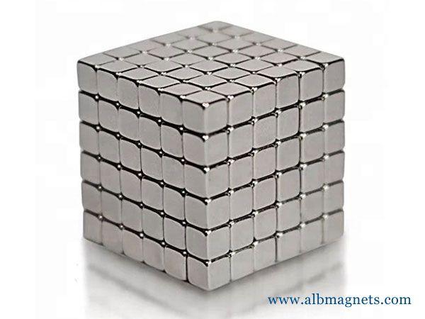direct factory square n52 neodymium magnet cube