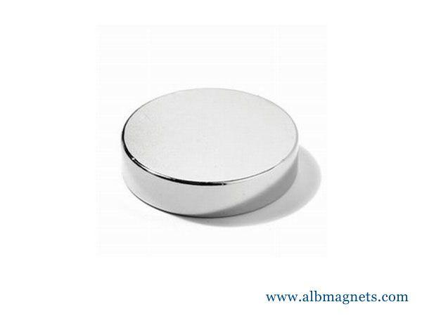 disc super strong permanent ndfeb magnet 30x10mm
