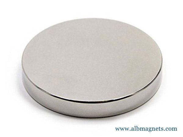 1000Pc Super Strong N52 Neodymium Magnet 1.26 X 18 Ndfeb Discs 20 Lbs Pulling