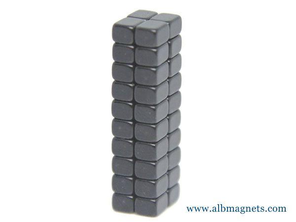 factory magnetic materials neodymium NdFeB block magnet
