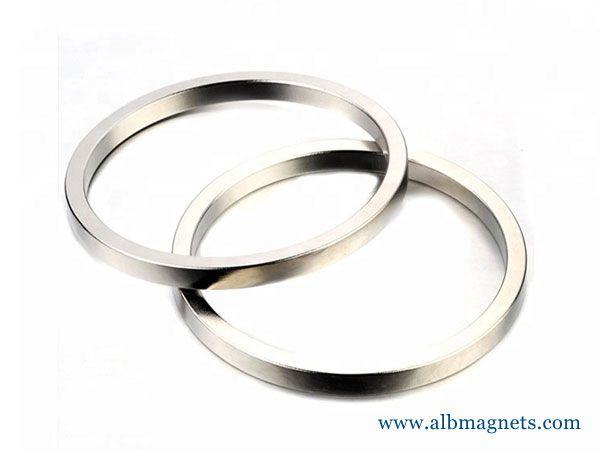 factory price n52 big diametrically magnetized ring