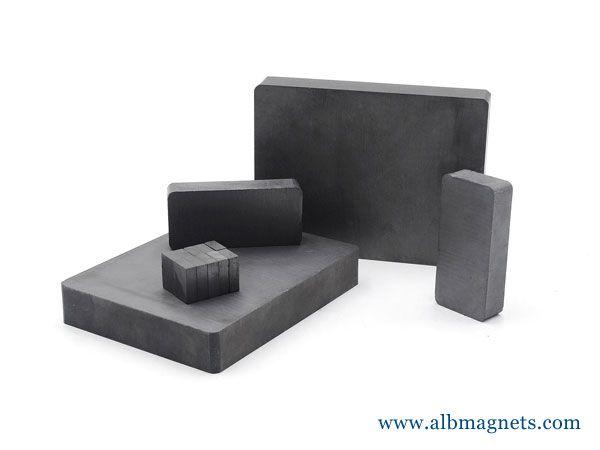 Ceramic Bar And Block Magnets