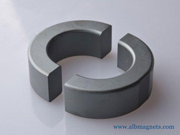 flywheel magnet arc magnet ferrite magnet