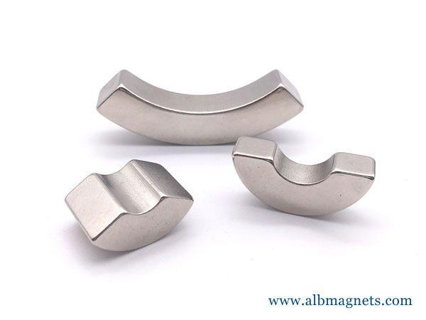 half ring magnet special shape