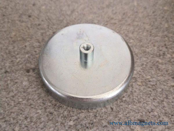 hard Ndfeb Neodymium magnetic hooks assembly