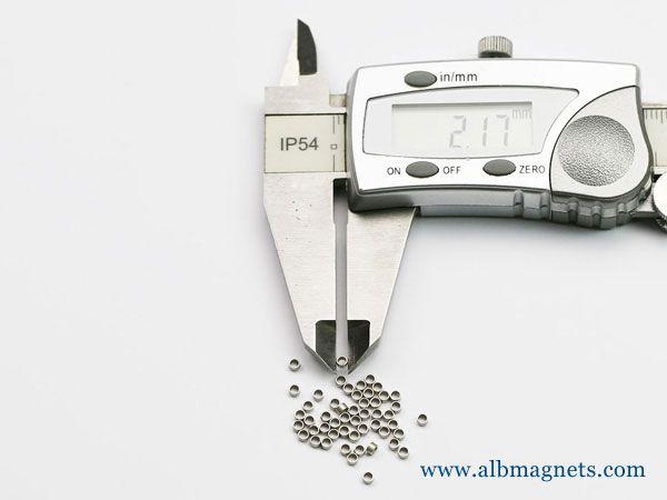 high consistency micro-small precision magnet