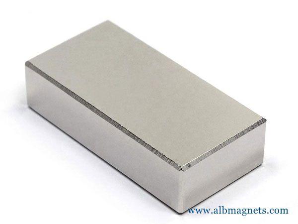 high gauss block magnet