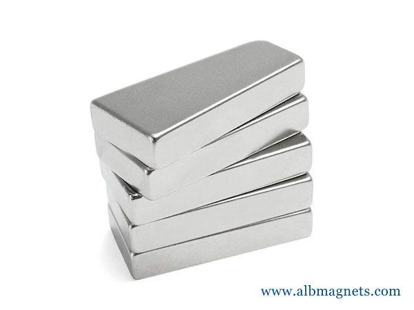 high-quality zinc permanent magnet block