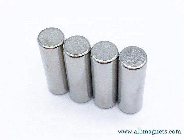 hot selling permanent cylinder rod magnet
