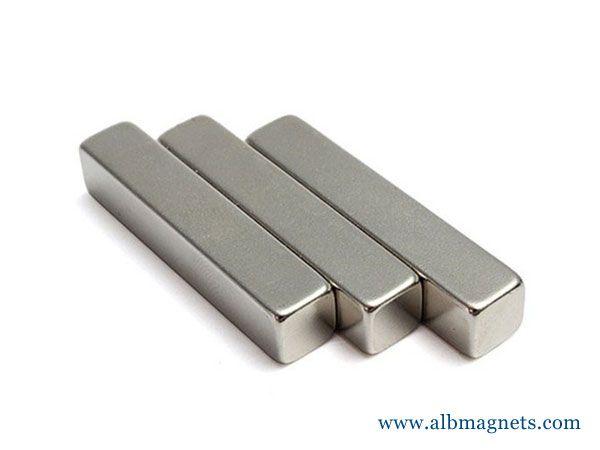 large long neodymium bar magnets prices