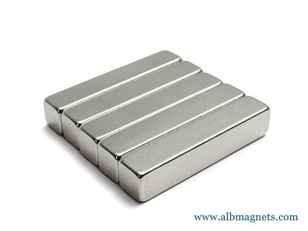 52mm large wedge neodymium magnet