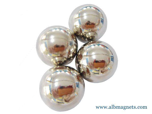 largest neodymium magnet spheres