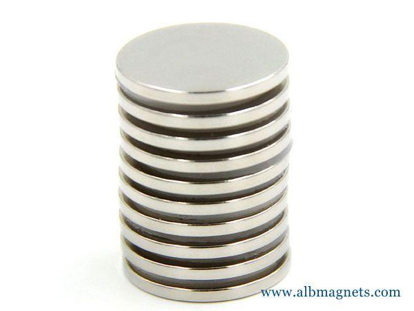 magnet N42 6mmx3mm tiny round micro neodymium magnets