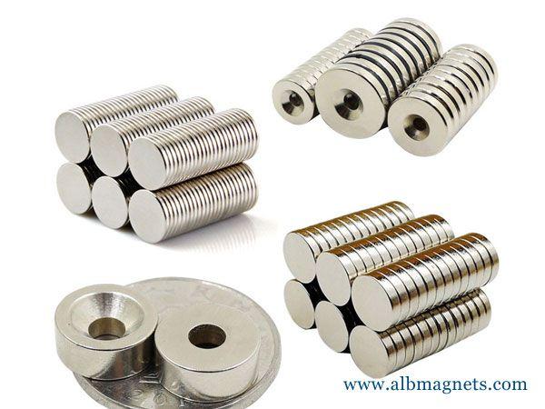 Ndfeb N42 N42Sh Magnets