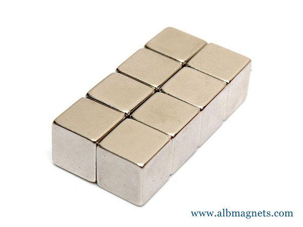 magnets n35 n42 n52 neodymium cube magnets