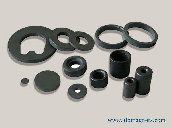 mini ceramic small ring micro ferrite magnet
