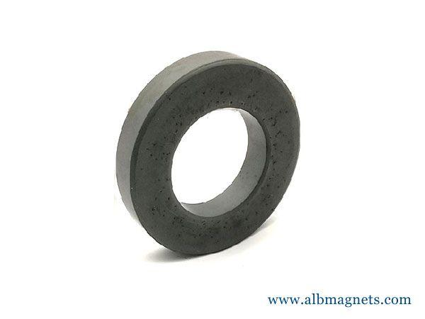 multipole ferrite ring magnet y40