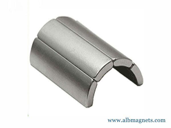 N45SH strong wedge magnet neodymium magnets