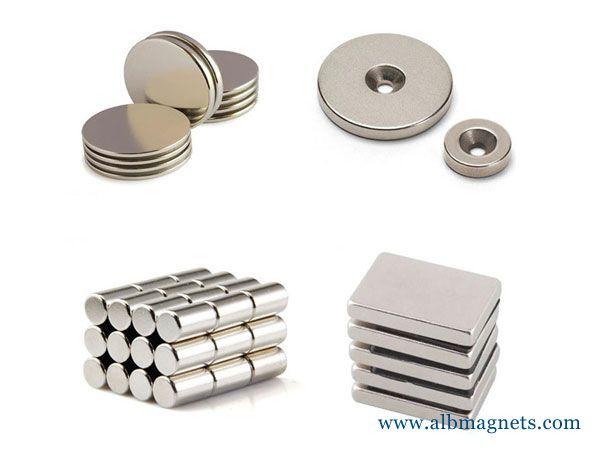n35 n52 grade round block cylinder permanent