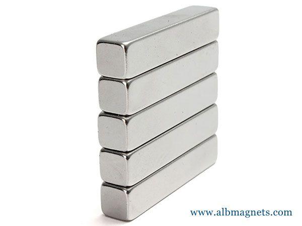 n42 customized size block rectangle shape neodymium