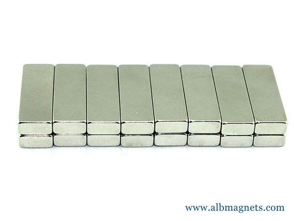albmagnets factory N45 neodymium magnet
