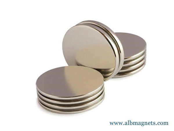 NdFeB n35 n42 n52 nickel coating strong magnets