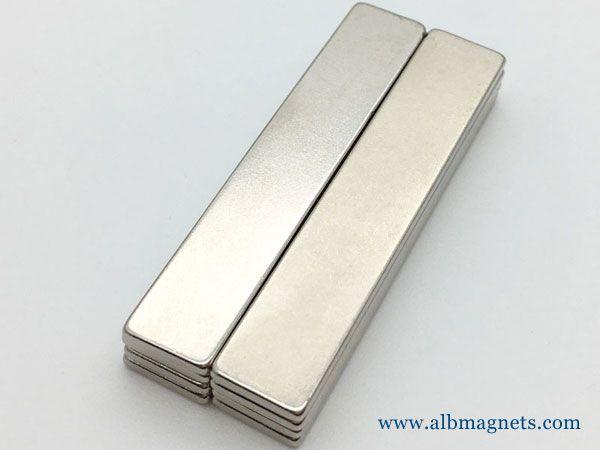 neodymium bar magnets 60x10