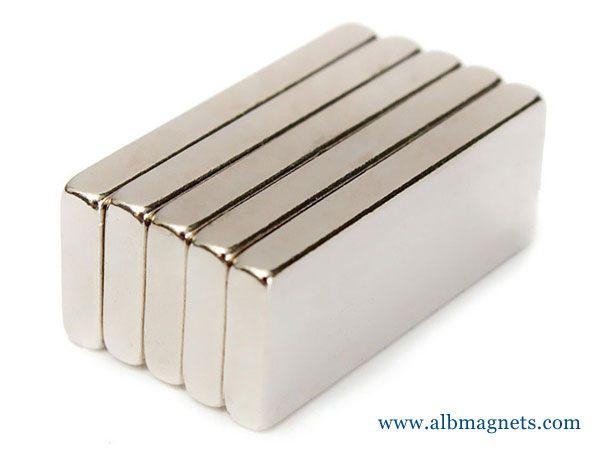 neodymium block 19mm 10mm 7mm n35 ndfeb