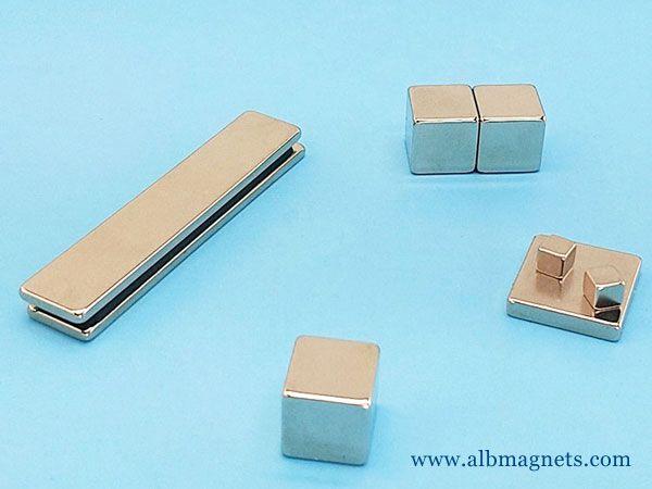 neodymium block shaped magnets ndfeb block magnet