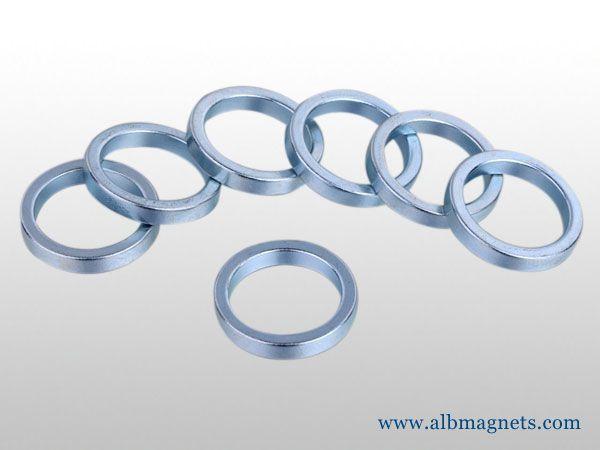 neodymium large ring magnets