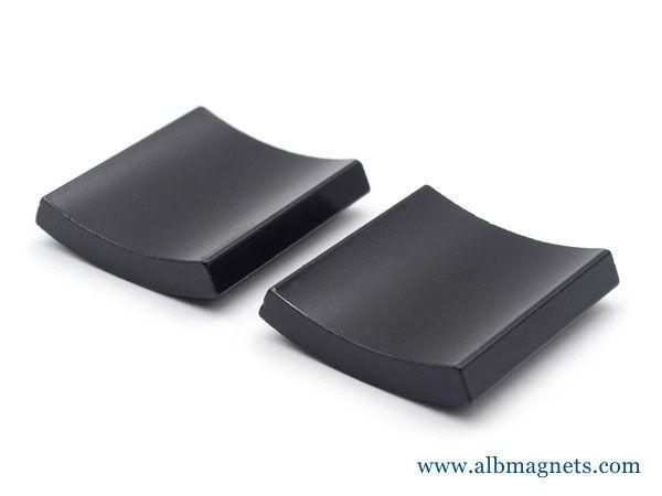 permanent ceramic ferrite magnet motor speaker generator