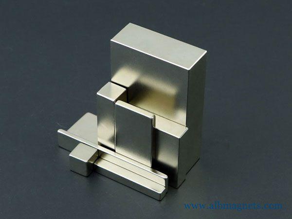 powerful block square cube neodymium magnet ndfeb