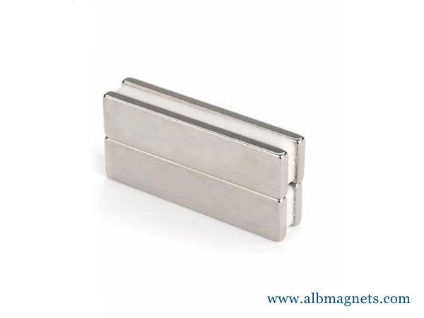 powerful customized block neodymium magnet n52 ndfeb
