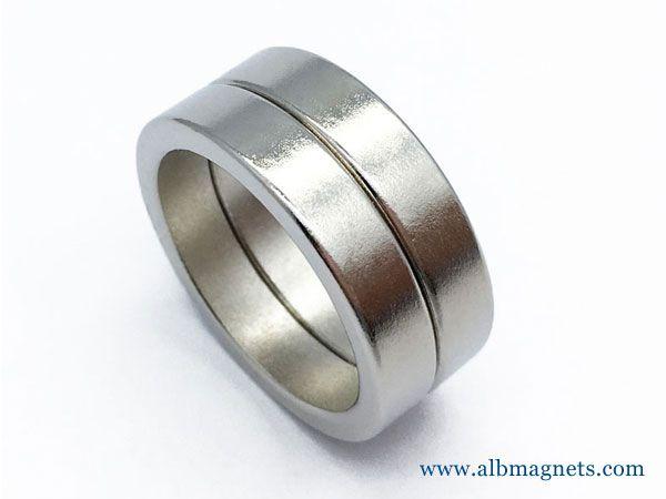 professional manufacturer ring magnets