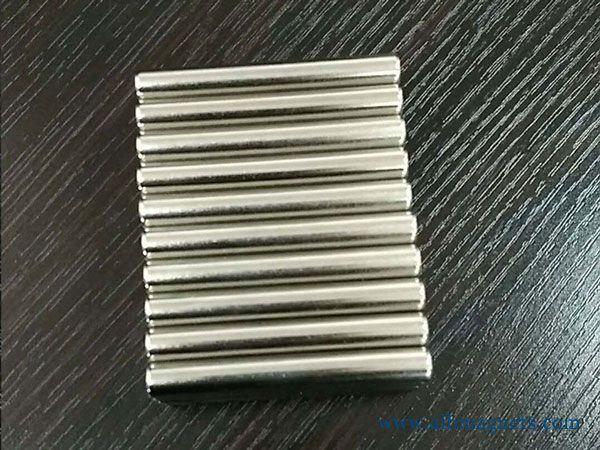 rare earth strong magnet bar neodymium magnet